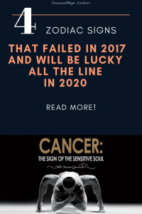 4 Zodiac Signs That Failed And will be Lucky All The Line In 2020