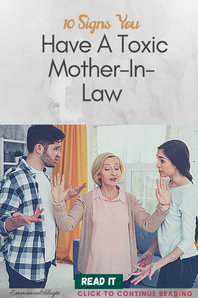 14 Signs You Have A Toxic Mother-In-Law