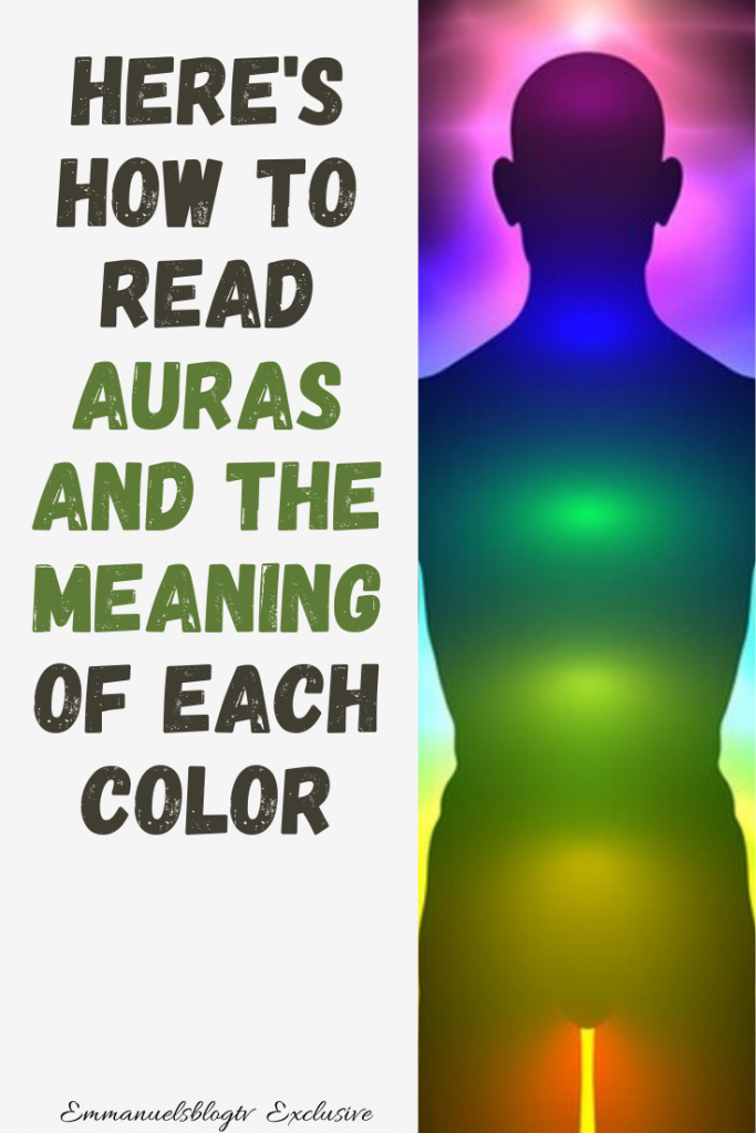 Here's How to Read 9 Aura Colours And The Meaning of Each Color