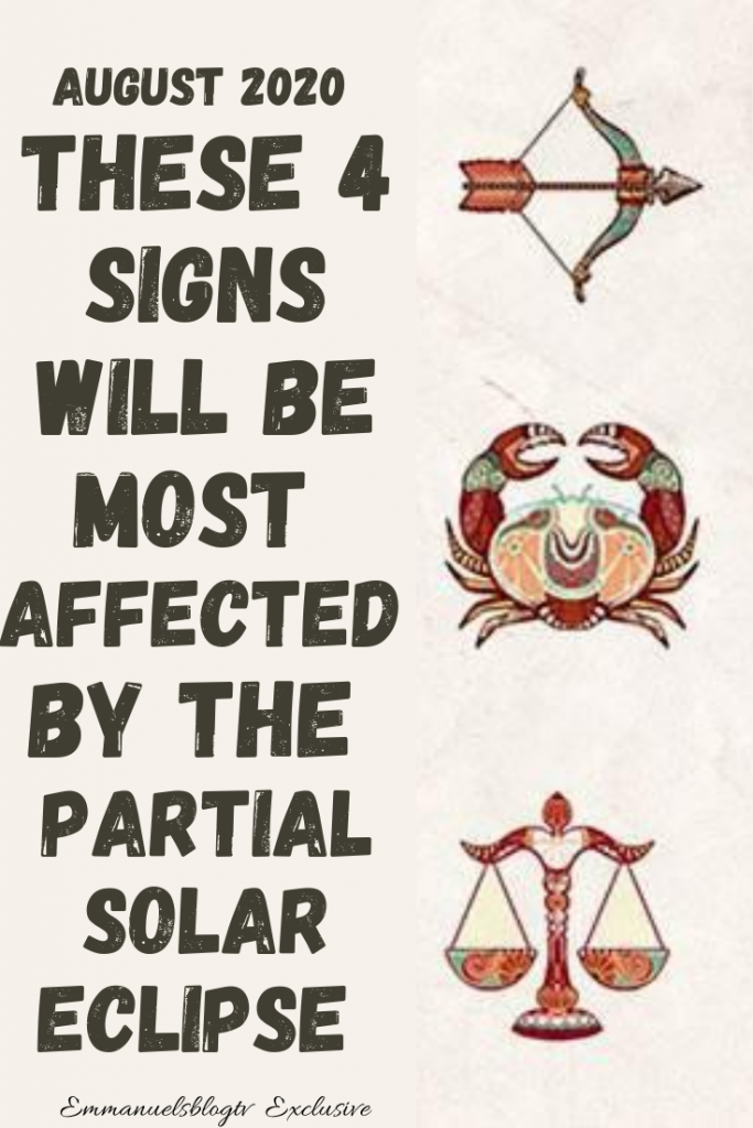August 2020: These 4 Signs Will Be Most Affected By The Partial Solar Eclipse