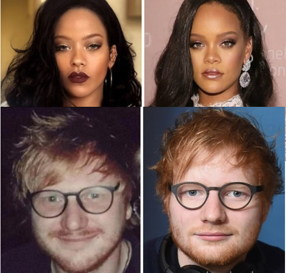 13 celebrity doppelgangers look so much like their famous lookalikes that it's hard to tell them apart