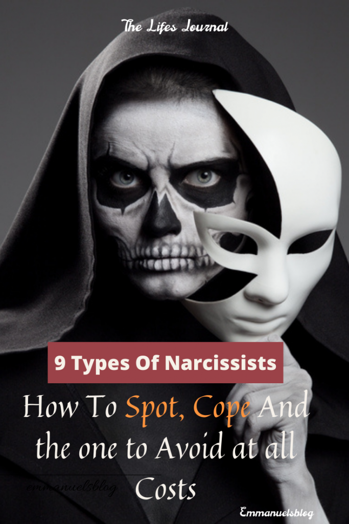 9 Types Of Narcissists: How To Spot, Cope And the one to Avoid at all Costs