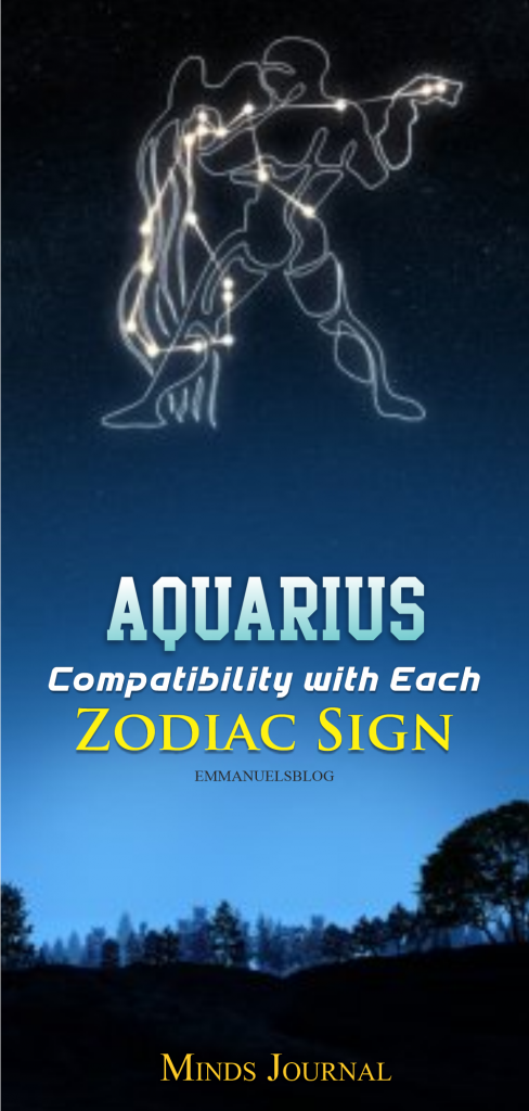 Aquarius Best And Worst Love Matches And Compatibility For Zodiac Signs