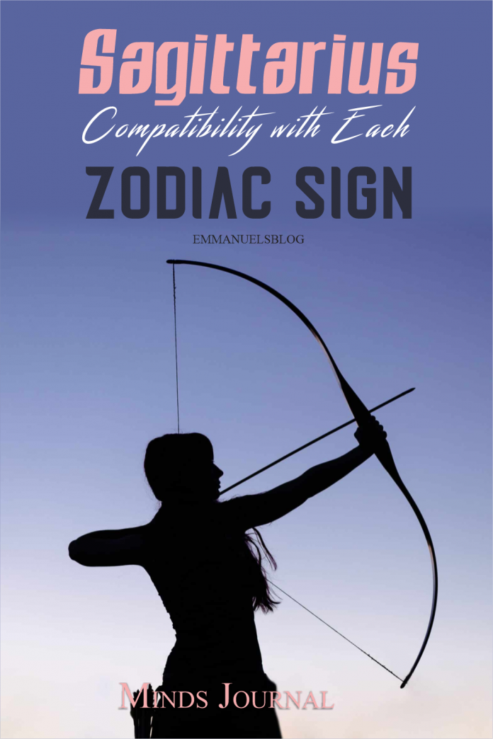 Sagittarius Best And Worst Love Matches And Compatibility