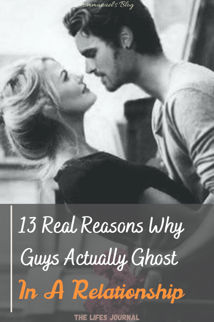 13 Real Reasons Why Guys Actually Ghost In A Relationship
